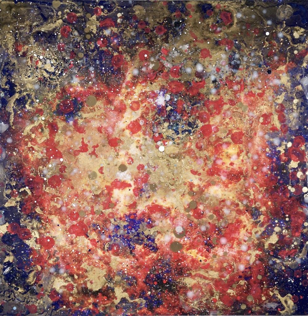 SUPERNOVA - SARAH RASKEY FINE ART
