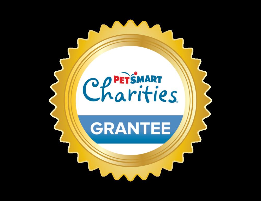 PetSmart Charities Grantee Web Badge.png