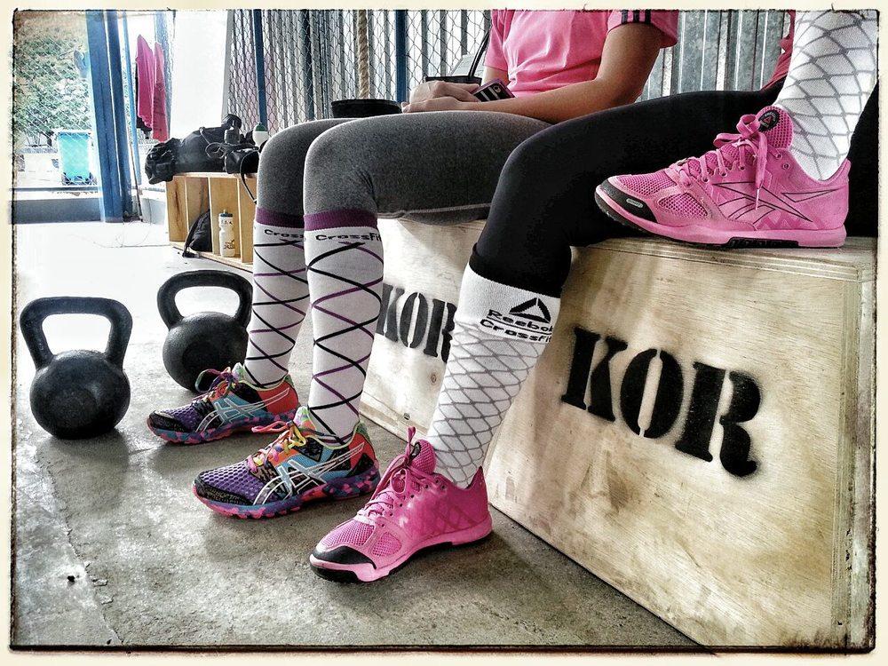 CrossFit Girls