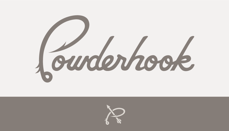 Powderhook: Unpublished Logo Concept
