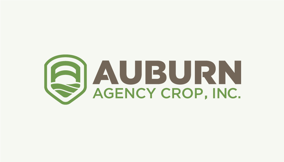 Auburn Agency Crop Insurance: Unpublished Logo Concept