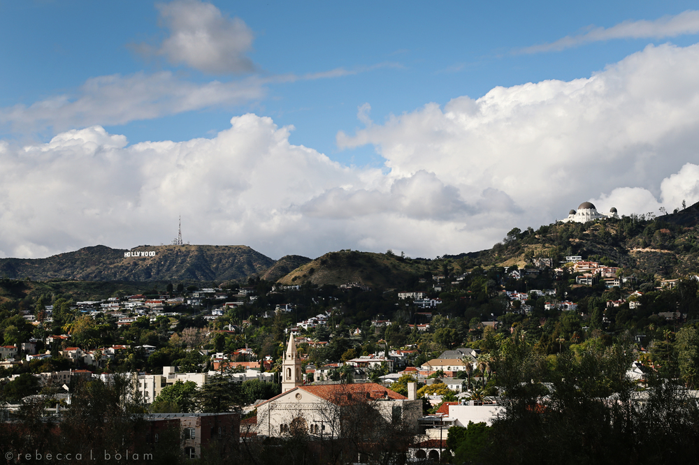Griffith observatory and hollywood sign from barnsdall park.jpg