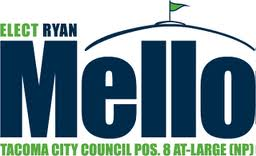 Ryan Mello, Tacoma City Councilman