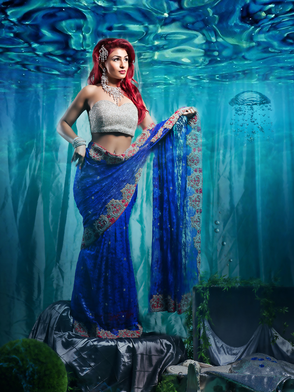 Ariel - Indian Disney Princess
