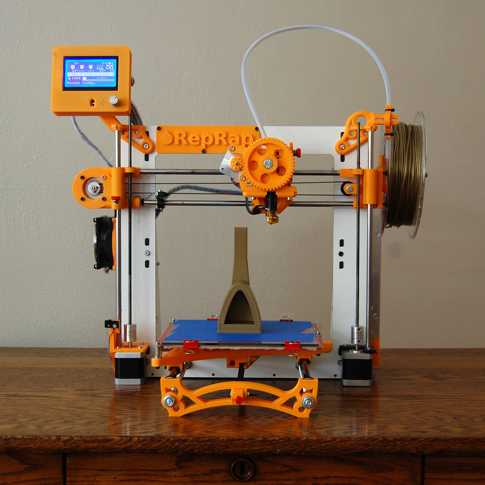 Open Source Shout Out (& My First D.I.Y. 3D Printer)