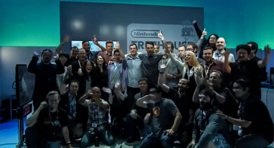 The Treehouse Live @ E3 2014 Cast & Crew!  (click for more images)