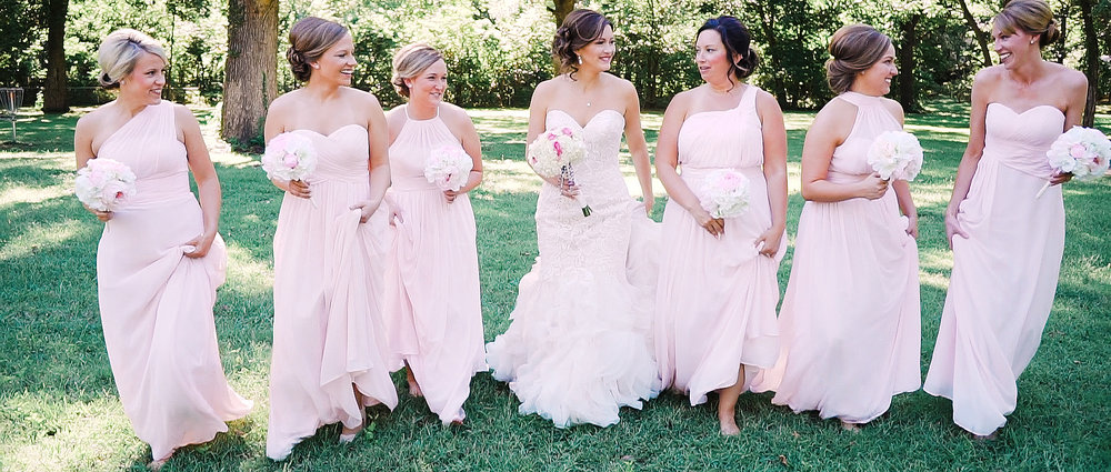 Bride-Bridesmaids-Video