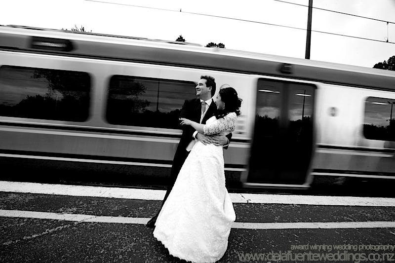 Weddings railway station