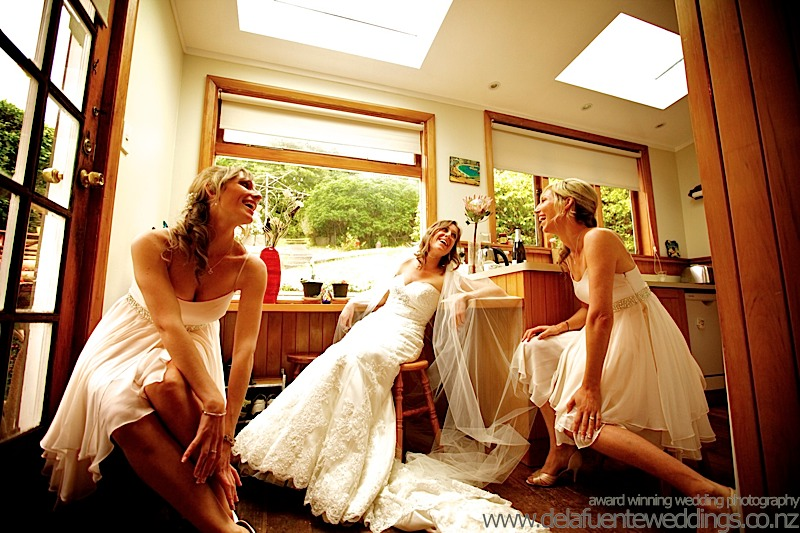 Brides maids, adrian de la fuente weddings
