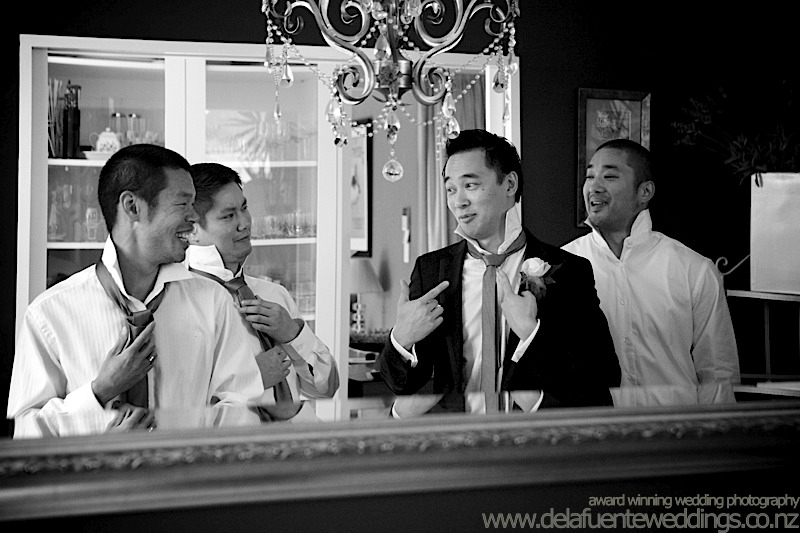 Groom, Groomsmen, Wedding