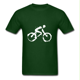 Men's -Migration- Bicycle T-Shirt - The Jinxes MERCH.png