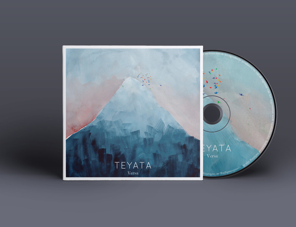 Teyata Album Art