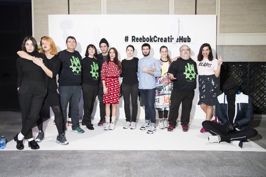 Reebok Creative Hub Team