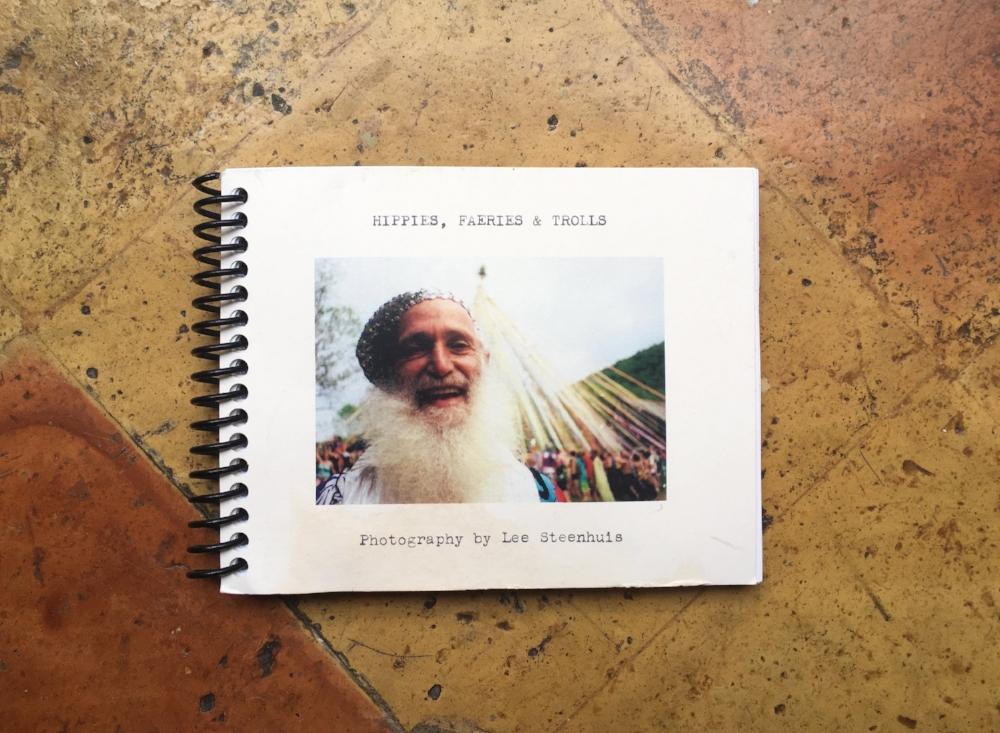 El modesto y precioso libro de Lee Steenhuis