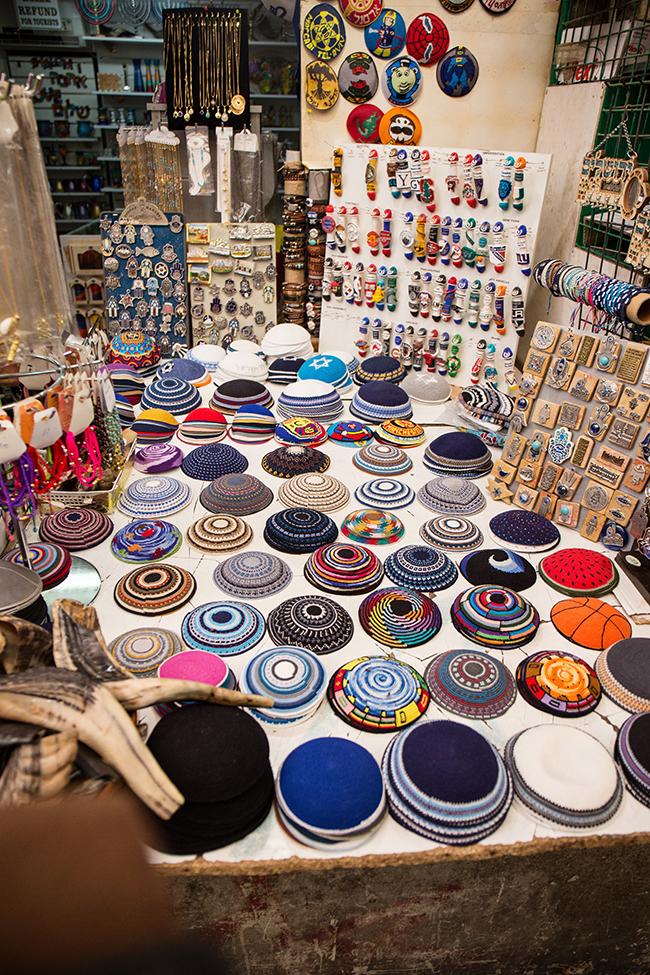 Street market in Jerusalem