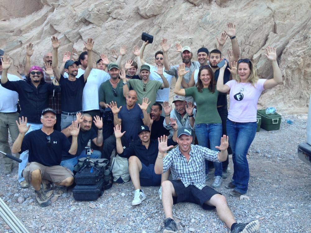 Rubicon Vegas Crew Hands Up.JPG