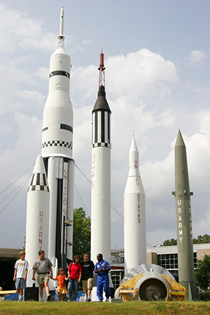 (Photo credit: U.S. Space and Rocket Center)