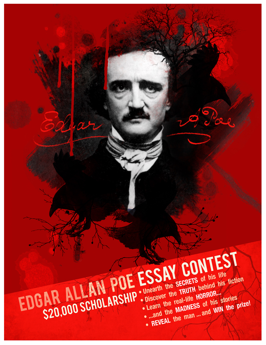 critical essays on edgar allan poe Whereas earlier critics predominantly concerned themselves with moral or ideological generalities, poe focused his criticism on the specifics of style and edgar allan poe 1809–1849 image of edgar allan poe poe's stature as a major figure in world literature is primarily based on his ingenious and profound short stories.