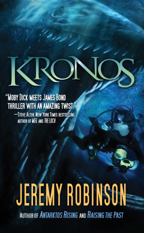KRONOS cover