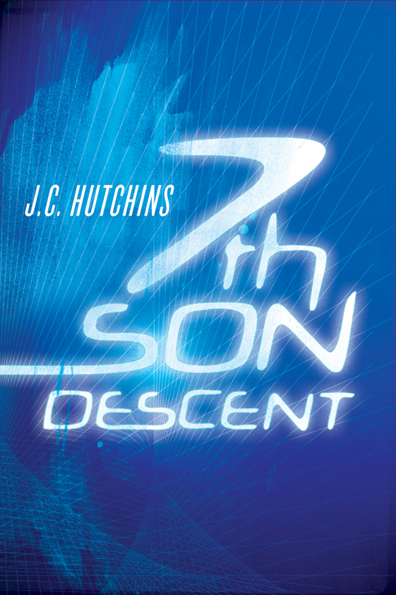 7th Son: Descent -- Print Edition cover
