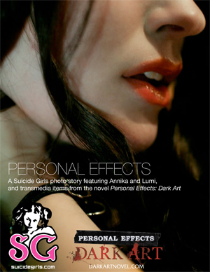 Suicide Girls: Personal Effects cover