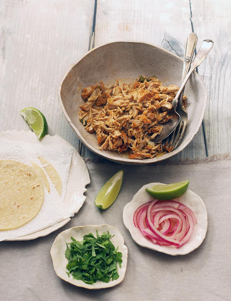 Slow Cooker Cochinita Pibil