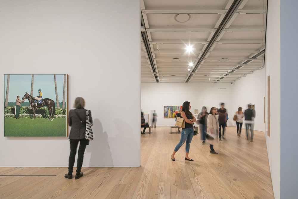 A one year membership to the Whitney or other museum so she can look at beautiful art all year long.  $85 at  W  hitney  Museum of American Art