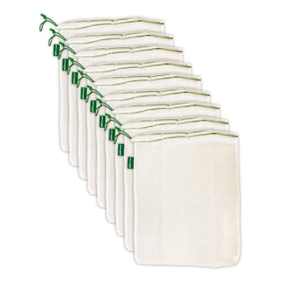 9 mesh bags by Earthwise on Amazon, $10.99