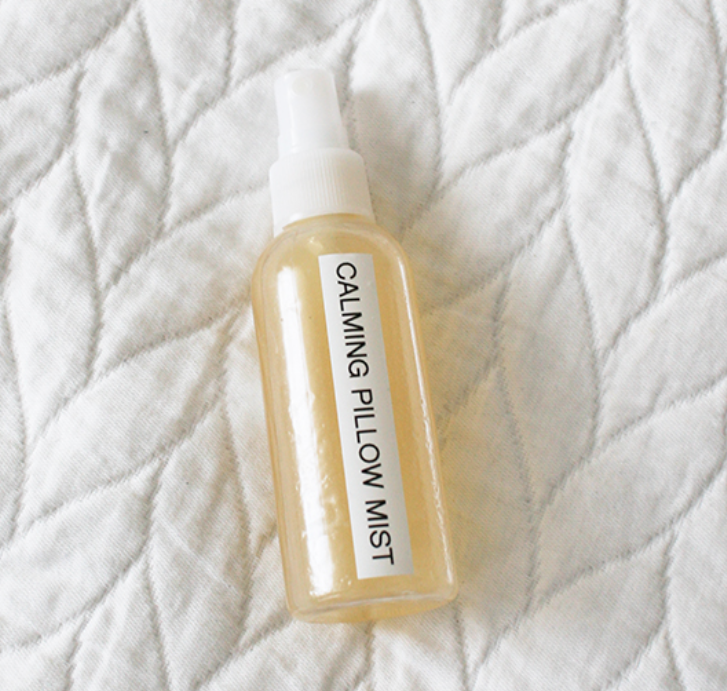 Lavender Chamomile Pillow Mist DIY, Meats and Sweets