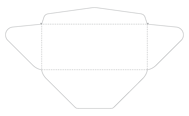 10 business envelope template 10 envelope download eps file friedricerecipe Image collections
