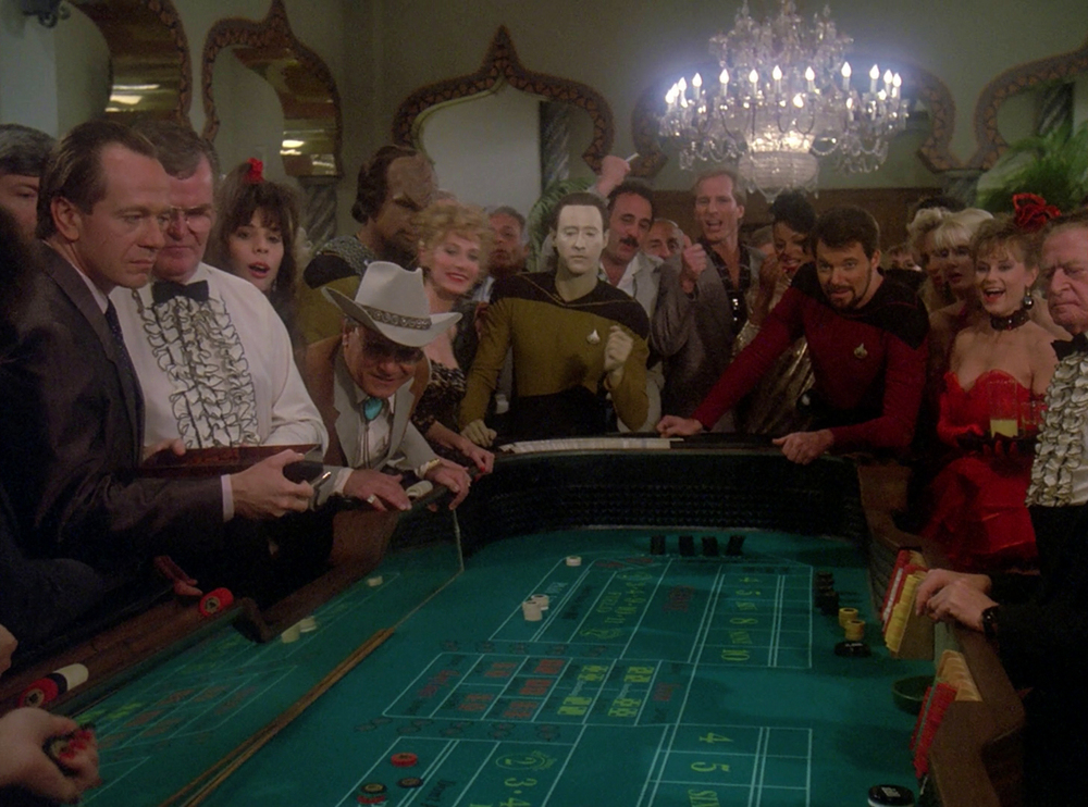 Star Trek Gambling