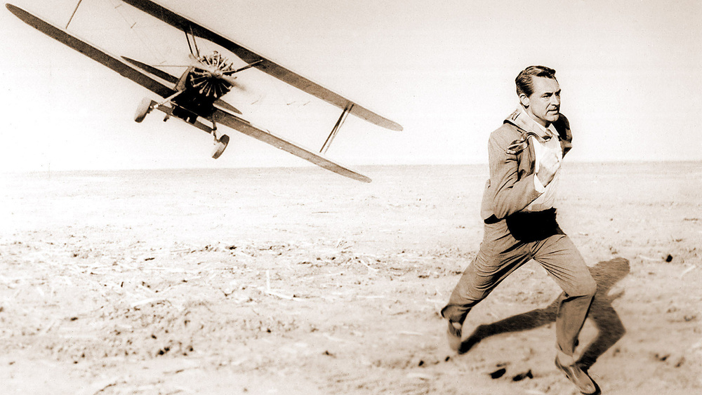 Films like  North By Northwest  are difficult for people who struggle with strong emotions.