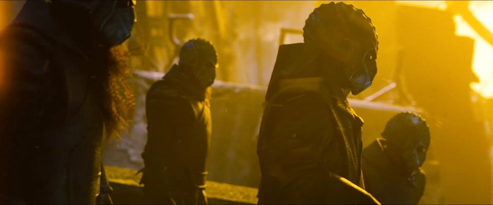Star Trek Into Darkness  may focus on Klingon xenophobia.