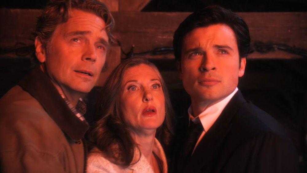 Clark, Jonathan, Martha Kent.
