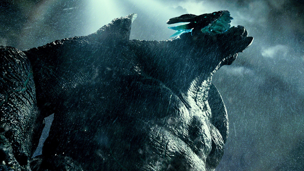 Pacific Rim's  Kaiju are a fitting tribute to monsters of the past.