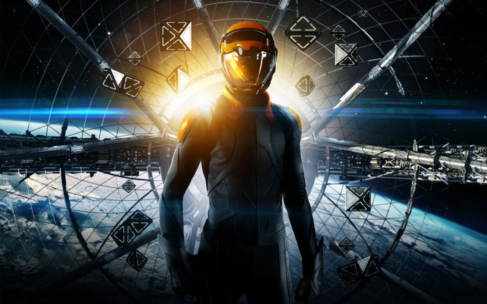 Ender's Game movie film poster