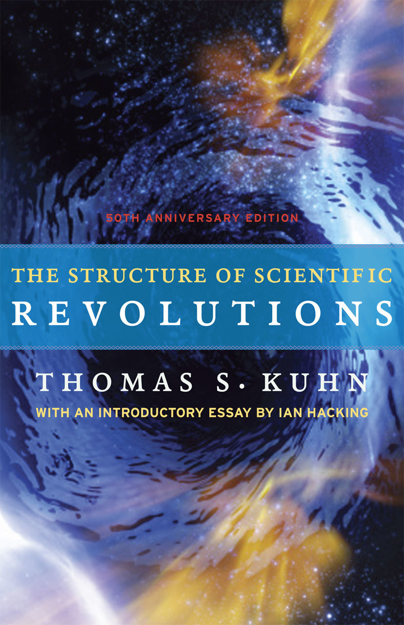 The structure of scientific revolutions.