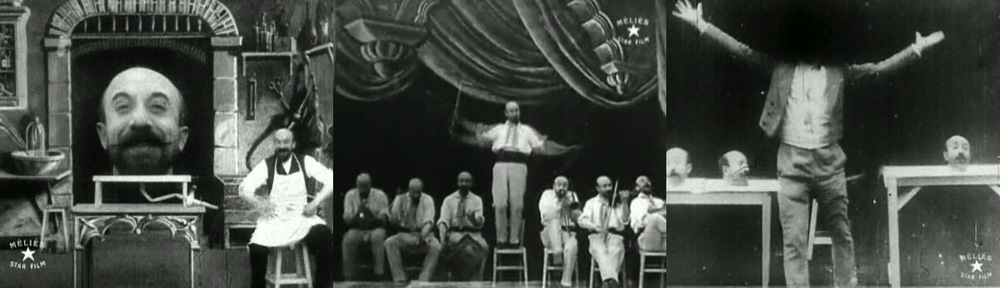 Méliès's pioneered the use of film special effects.