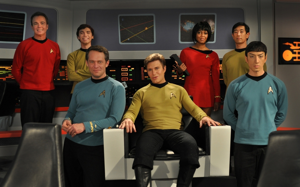 Star Trek Continues  cast