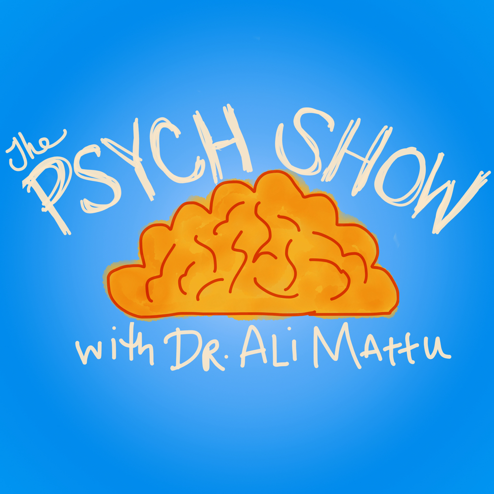 Watch The Psych Show on YouTube or Facebook, featuring my geeky adventures in psychology.