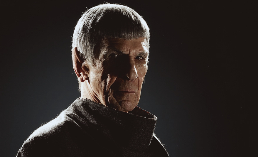 Leonard Nimoy as Spock Prime,  Star Trek  (2009)
