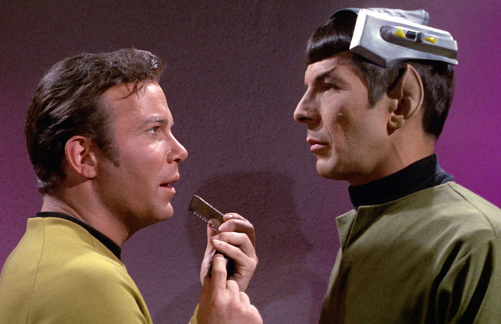 "Star Trek The Original Series's ""Spock's Brain"""