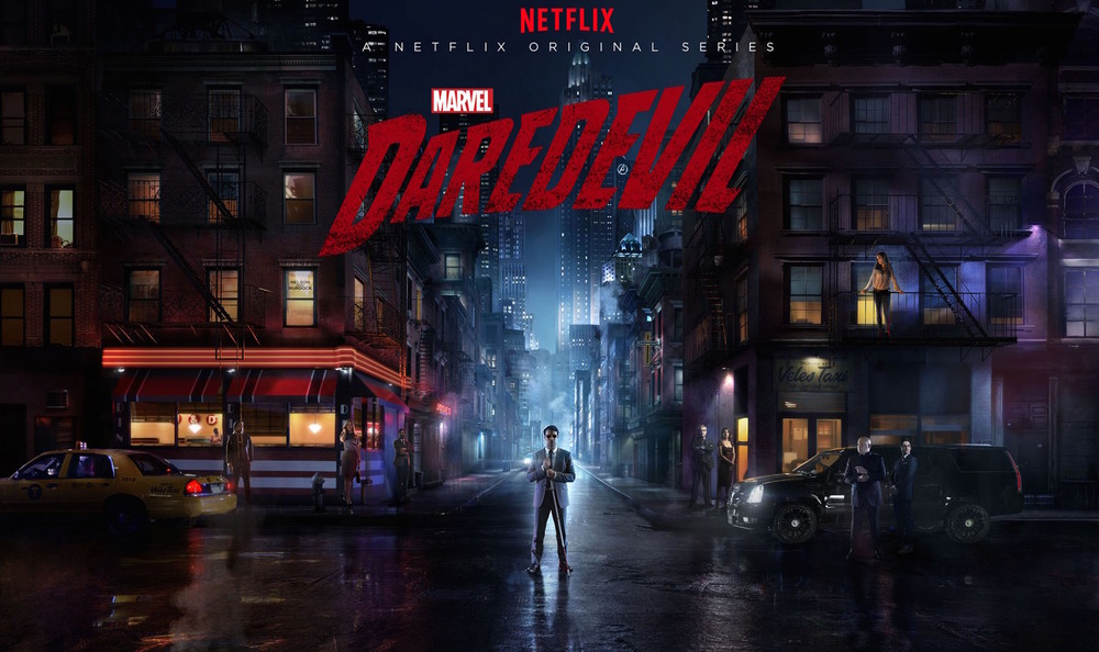 Netflix Marvel Daredevil