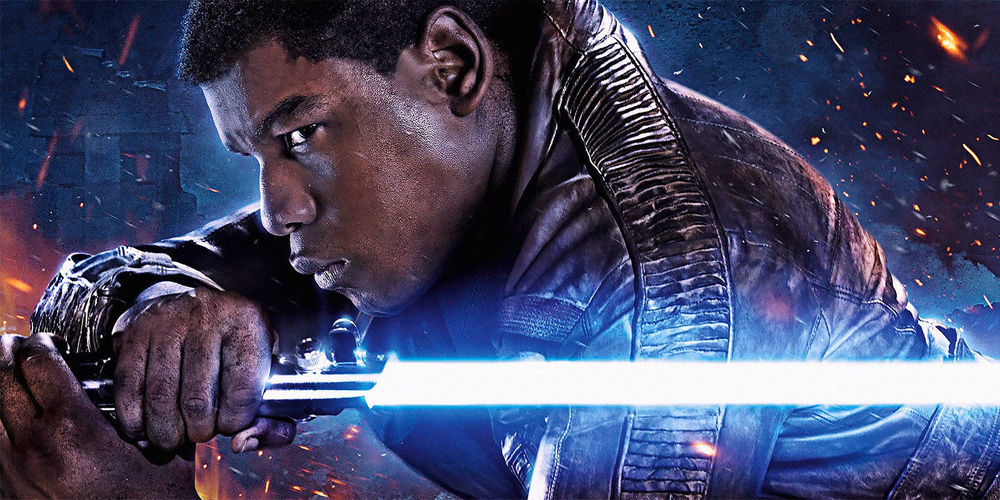 John Boyegau0027s Finn In Star Wars: The Force Awakens