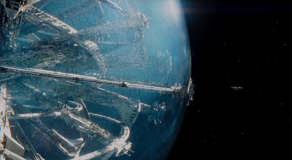 Star Trek Beyond - Starbase Yorktown