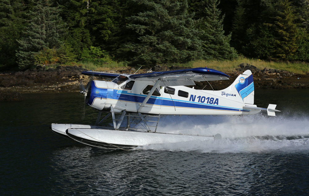 DeHavilland Beaver floatplane