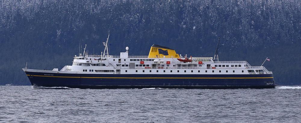 Malaspina Alaska Ferry