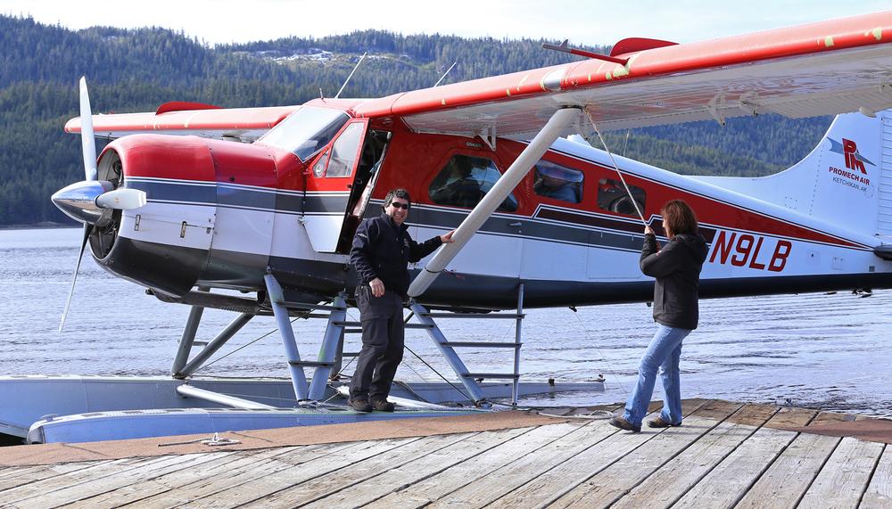 de Havilland Beaver Promech Southeast Alaska