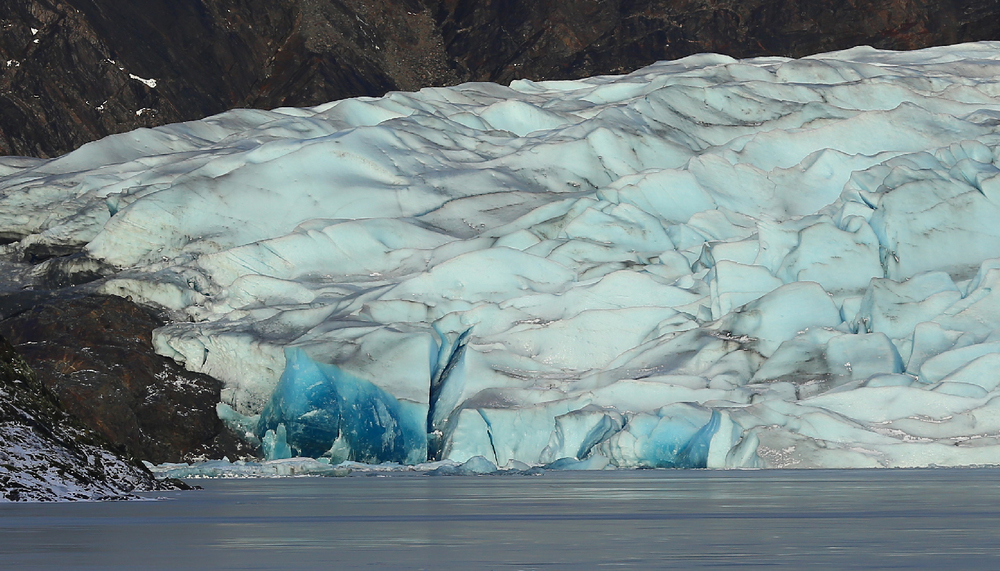 Mendenhall Glacier Juneau Alaska southeast ice blue turquoise teal deep color amazing beautiful Mendenhall Lake frozen