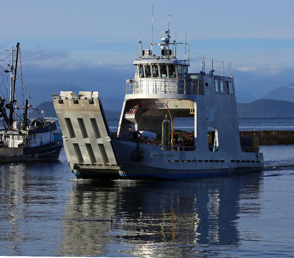 Rainforest Islands Ferry!